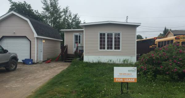 2 Bedroom House for Lease