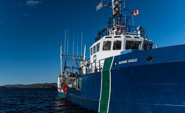 labrador ndc fisheries vessel